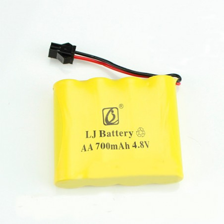 Bateria recargable NiMh 4.8v 700mAh WLToys 18428B