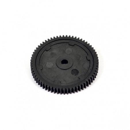 FTX6275- Center spur gear 65T plastic
