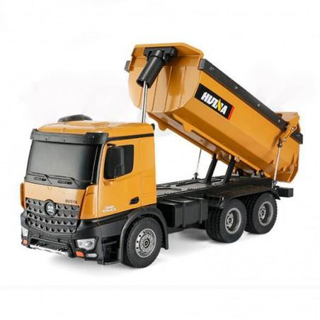 Huina 1573 1/14 RC Dump Truck 10ch Realistic
