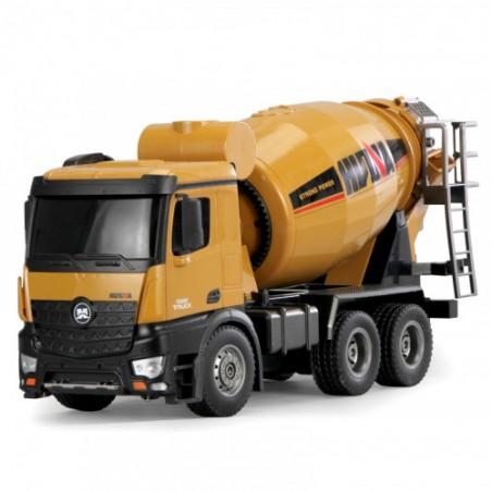 Huina 1574 1/14 RC Mixer Truck 10ch Realistic