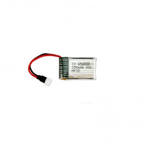LiPo Battery 3.7v 4.20v 250mAh LHXS13S WLToys