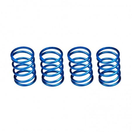 Shock spring 2,4mm Short Blue X3GTS - X3GTSE