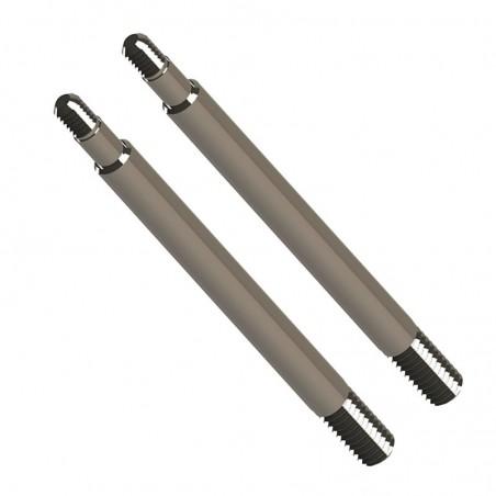 Front shock shafts X3GT - X3GTSE