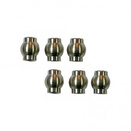Rotulas metalicas 7mm X3GTE