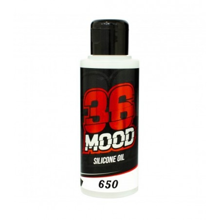 Shock absorber silicone oil 650 CPS 36MOOD 100ML