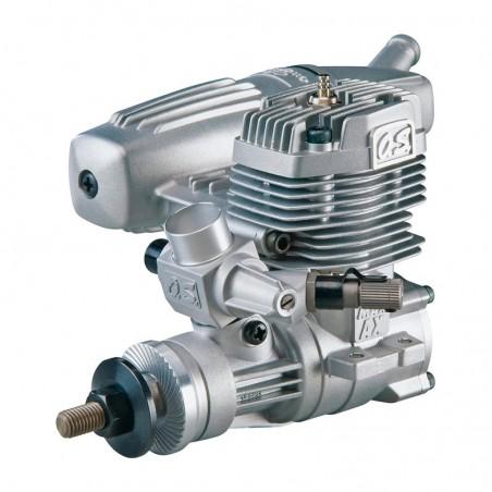 Airplane Engine OS MAX-35AX 2ST 21K E-3080 Silencer