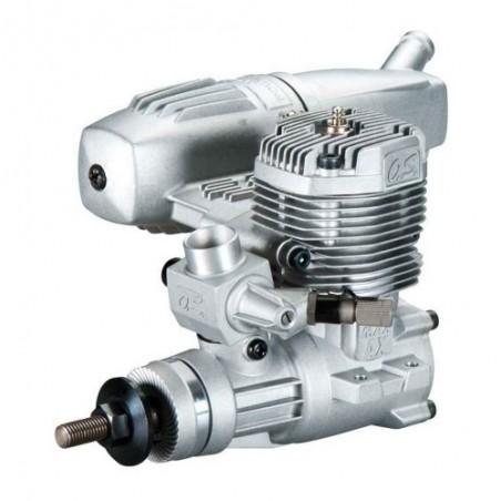Airplane Engine OS MAX-46AXII 2ST 40K E-3071 Silencer