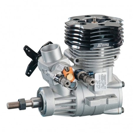 Helicopter Engine OS MAX 55HZ Hyper 2ST 40L