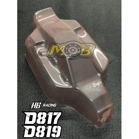 Carroceria HB Racing D815 D817 D819 transparente