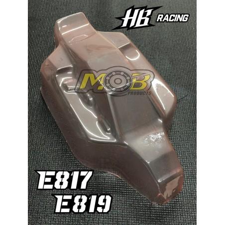 Carroceria HB Racing E817 E819 transparente