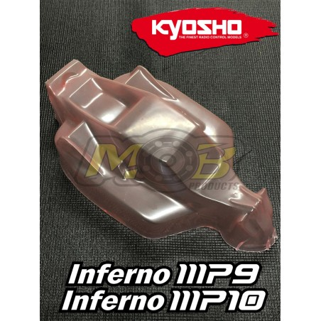 Kyosho MP9 MP10 Nitro Clear body Not Painted