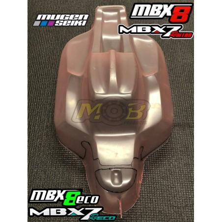 Mugen MBX7R MBX8 Nitro ECO S15 Clear body