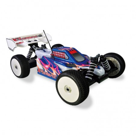 Buggy 1/8 Electrico Brushless Hong Nor Sabre X3 RTR