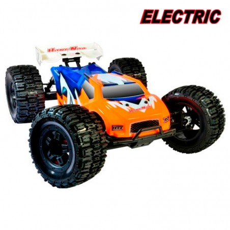 Monster Truck 1/8 Electrico Brushless Mega Booster MT RTR