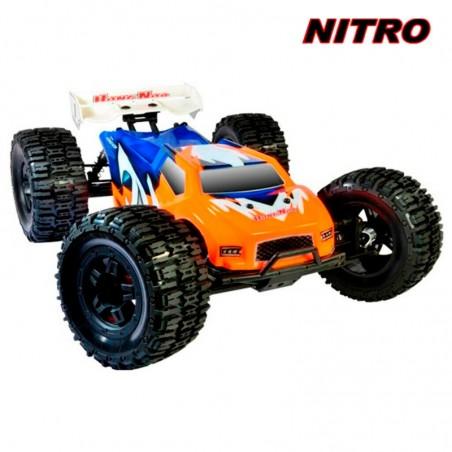 Hong Nor Mega Booster MT 1/8 Nitro Monster Truck RTR