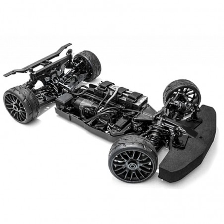 Hong Nor X3GTS Limited Electric 1/8 Kit Rally Game Touring