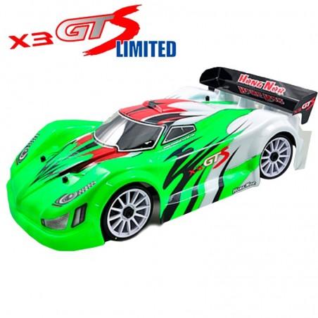 Hong Nor X3GTS 2020 Limited Nitro Kit 1/8 Rally Game