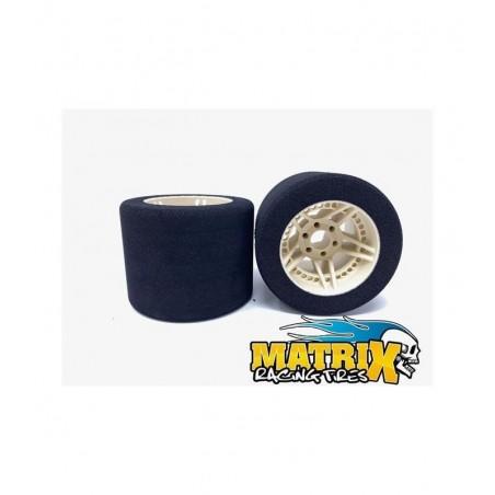 Matrix Tyres Five Precision V2 1/8 Rear 35SH x2 pcs