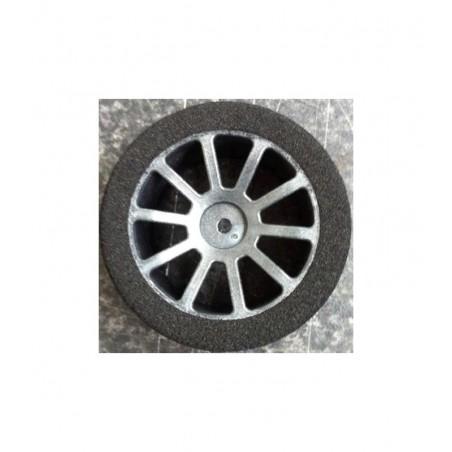 Matrix Tyres Carbon Air Rim 1/10 Rear 30mm 37SH x2 pcs