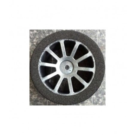 Matrix Tyres Carbon Air Rim 1/10 Rear 30mm 40SH x2 pcs