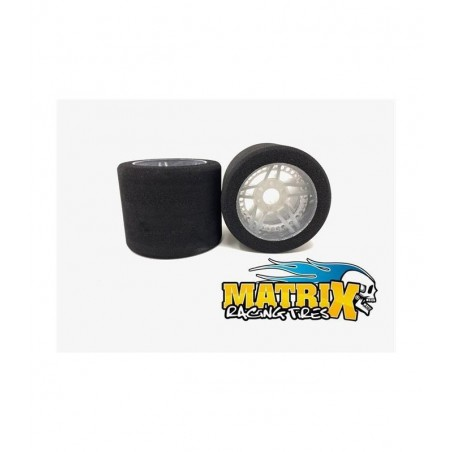 Ruedas Matrix Five Light Traseras 1/8 Pista 35SH x2 uds.