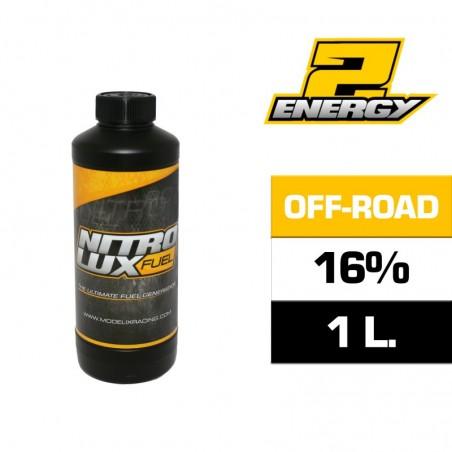 Nitrolux Fuel Energy2 OFF ROAD 16% 1L