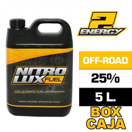 Nitrolux Fuel Energy2 OFF ROAD 25% 5L BOX 20L