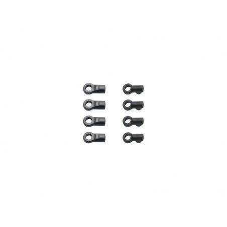 Set rotulas barra estabilizadora Serpent X20 MINI x8 uds.