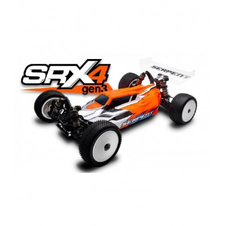 Serpent Spyder SRX4 GEN3 4WD 1/10 ELectric