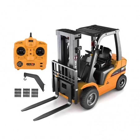Huina 1577 1/10 RC Fork Lift 8ch Metal Parts
