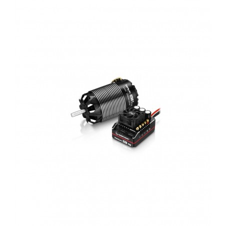 Hobbywing XR8 PRO G2 200A + Xerun G3 1900kv Sensored motor
