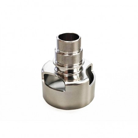 Clutch bell 2-Speed Aluminum Hard Coated Hong Nor GT X3GTS