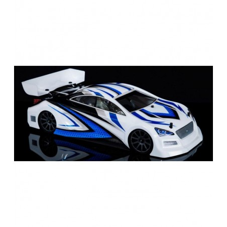 Aerodynamics AVENGE 1/10 200mm clear body - Xtreme