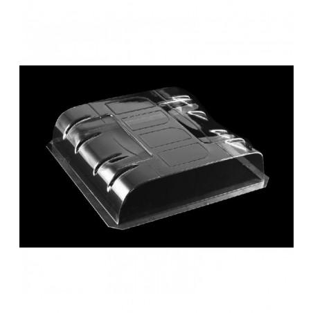Set alerones 1/10 200mm alta carga y baja carga x2 uds.