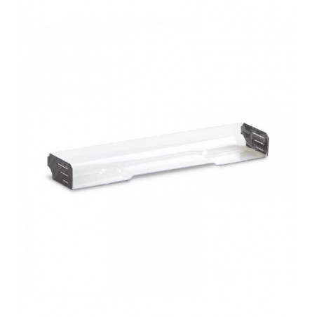 Endplates laterales Carbonoaleron 1/10 190mm Electrico