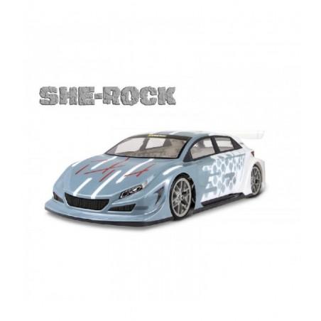 Carroceria Xtreme Arodynamics SHE-ROCK 190mm FWD