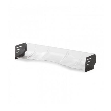 Endplates laterales Carbono aleron 1/10 200mm Nitro x2 uds.