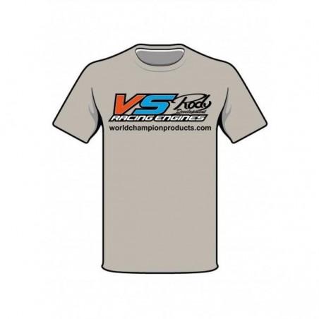 T-Shirt VS Racing Engines Grey Size M