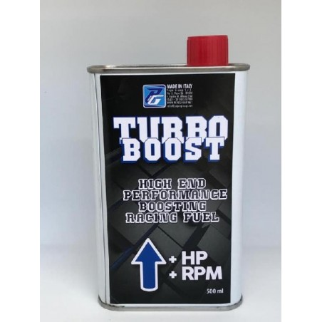 Combustible Turbo Boost On Road 16% Nitro 0.5 litros