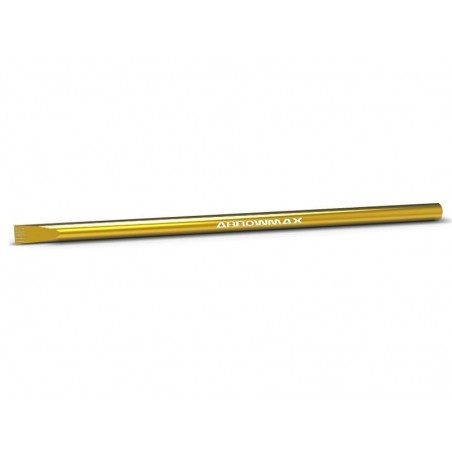 Flat screwdriver 5.0x120mm tip V2 Arrowmax