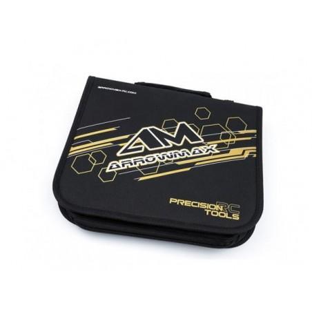 Bolsa de herramientas Arrowmax V4 Black Golden
