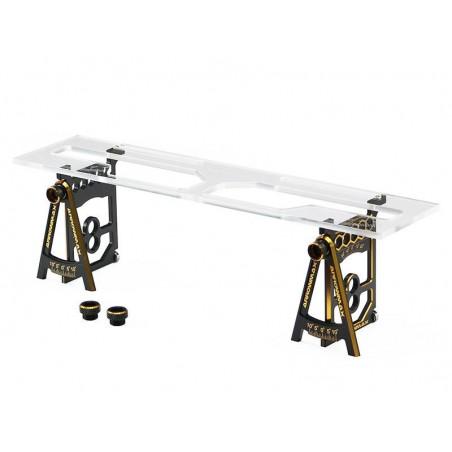 Mesa setup Arrowmax 1/10 y 1/12 Pan Car y F1