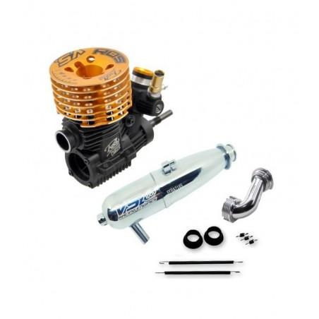 Combo Motor VS Racing VS-R05 Escape 2165 Codo MR02