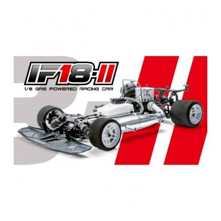 Kit competicion Infinity IF18-II Pista 1/8 On Road