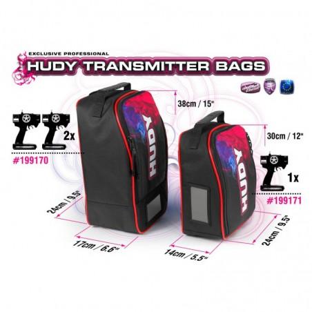 Bolsa Hudy Compact para emisora Exclusive Edition