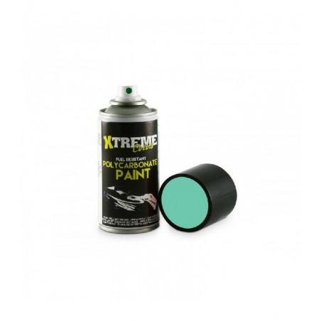 Pintura Xtreme spray Azul verdoso carrocerias Lexan 150ml