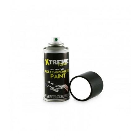 Xtreme RC body lexan Paint White 150ml