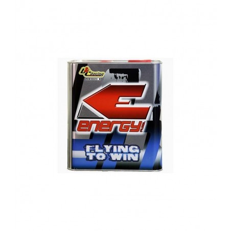 Combustible ENERGY FUEL Competicion RACE On Road 25% Nitro 4L