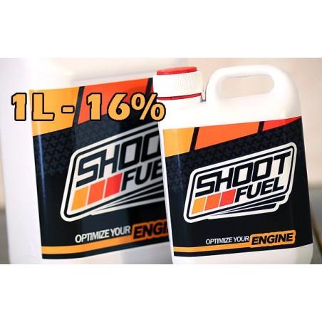 Combustible SHOOT FUEL 1 Litro 12% Premium (16% Sin Licencia)