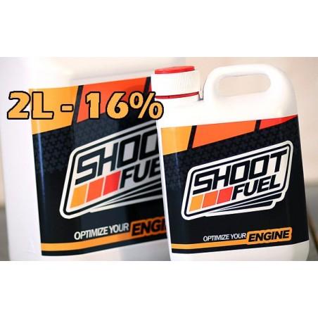 Combustible SHOOT FUEL 2 Litros 12% Premium (16% Sin Licencia)
